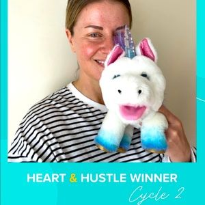 WINNER! Heart & Hustle Community Grant